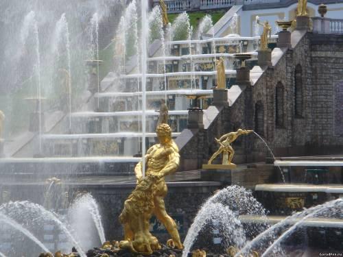 Классический фонтан